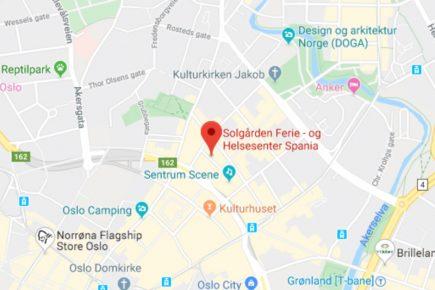 Solgården i Oslo